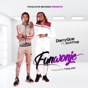 DamyQue - Funwonje (ft. Richthug) (Prod. By Young John)